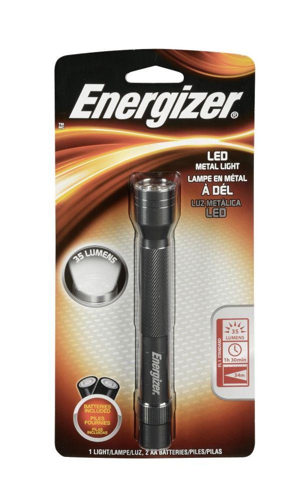 energizer flashlight instructions