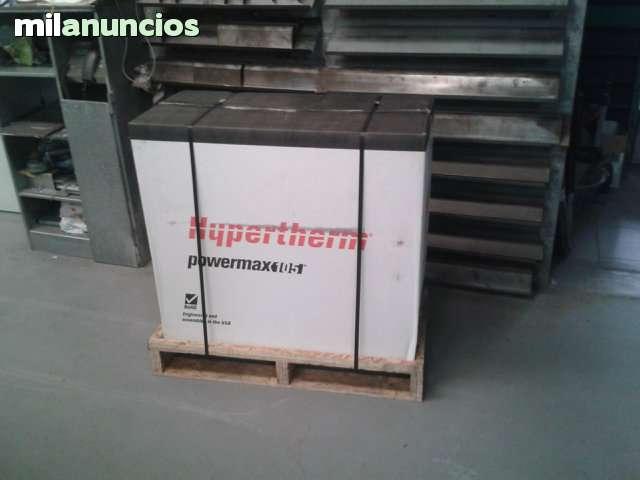 hypertherm powermax 105 manual