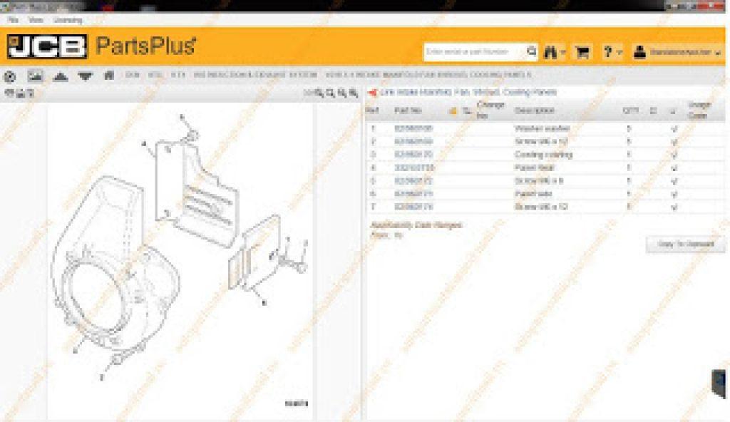 ford 592 parts manual