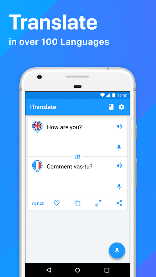 itranslate translator & dictionary pro apk
