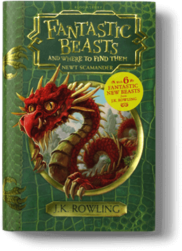 fantastic beasts and where to find them textbook pdf