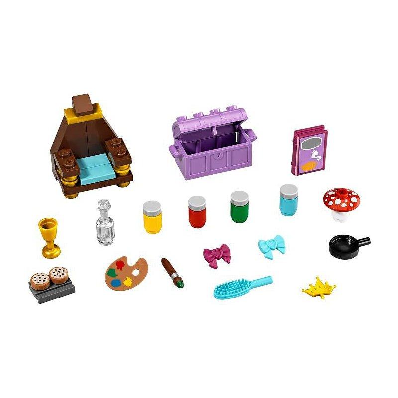 lego rapunzel tower 41054 instructions