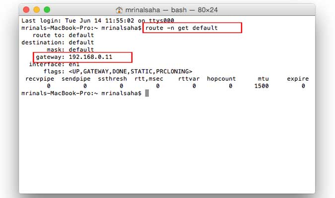 how to find your routers ip address guide
