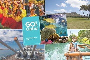go oahu card guidebook
