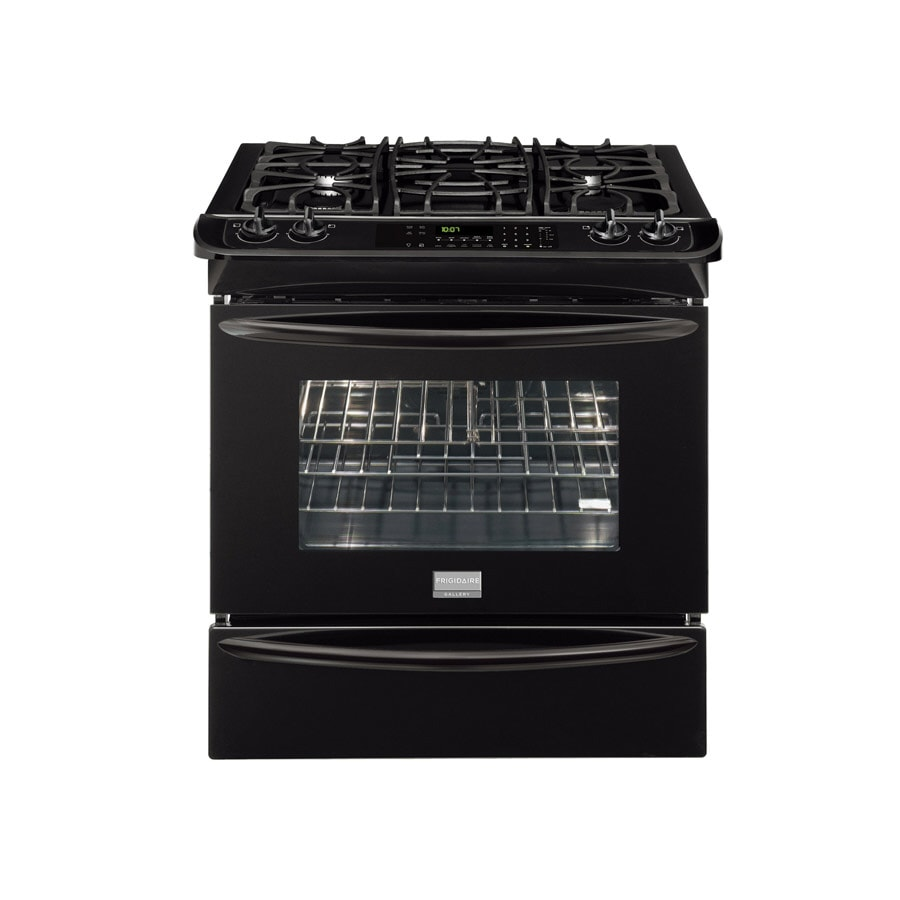frigidaire gallery oven manual
