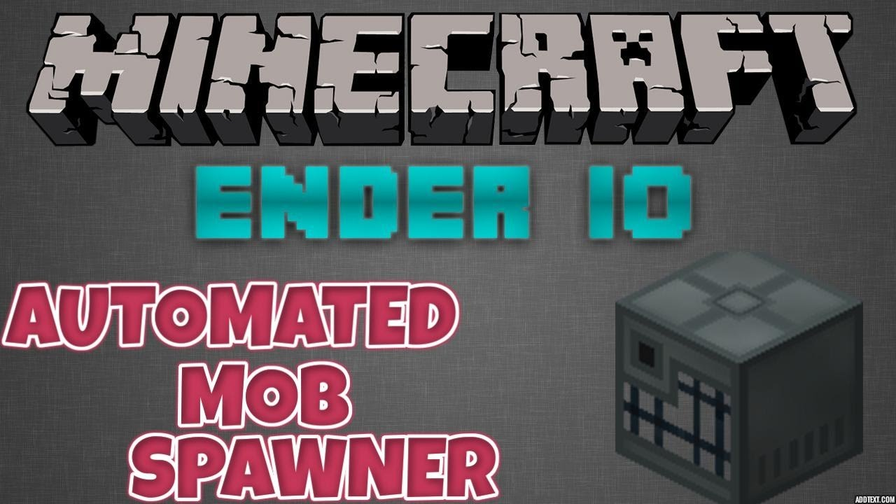 ender io guide 1.10
