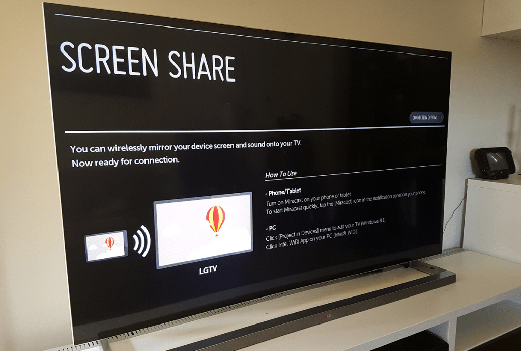 lg smart tv setup guide