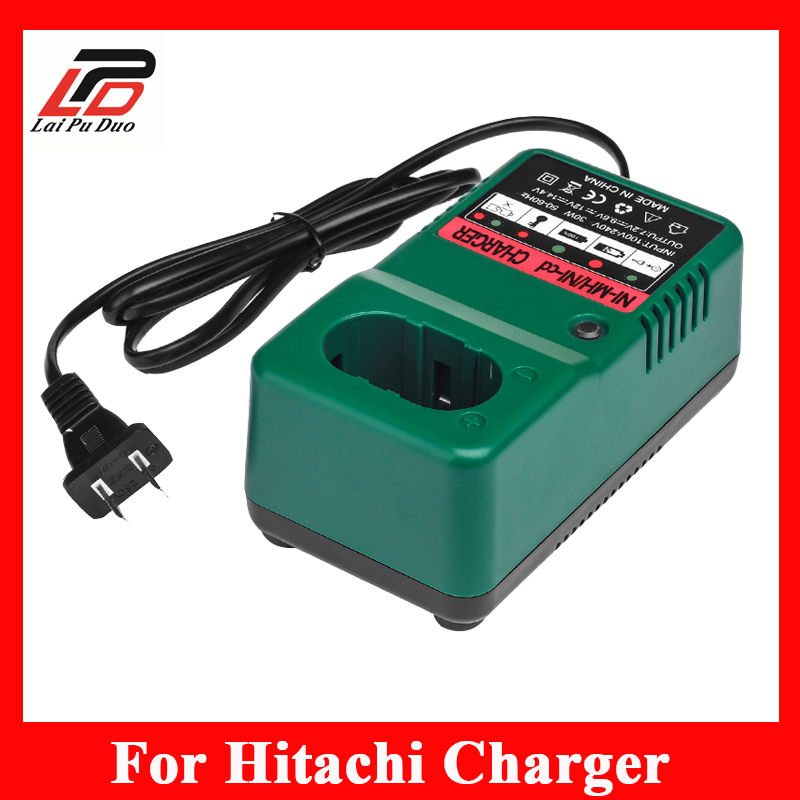 hitachi 14.4 battery charger manual