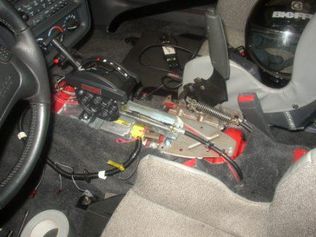 manual valve body shifter