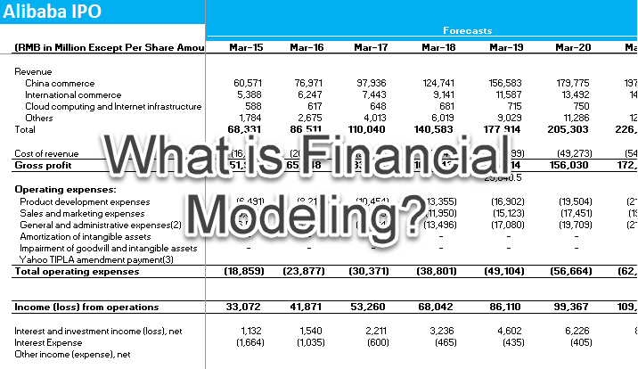 financial forecasting analysis and modelling pdf