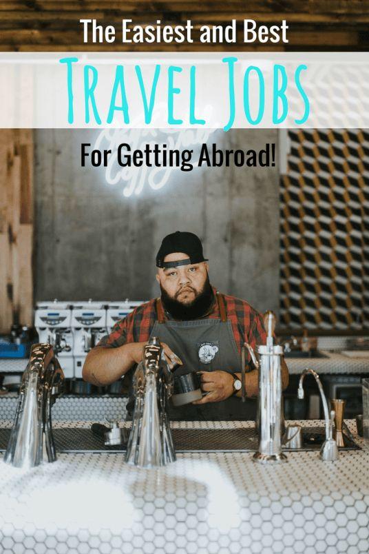 jobs overseas travel guide