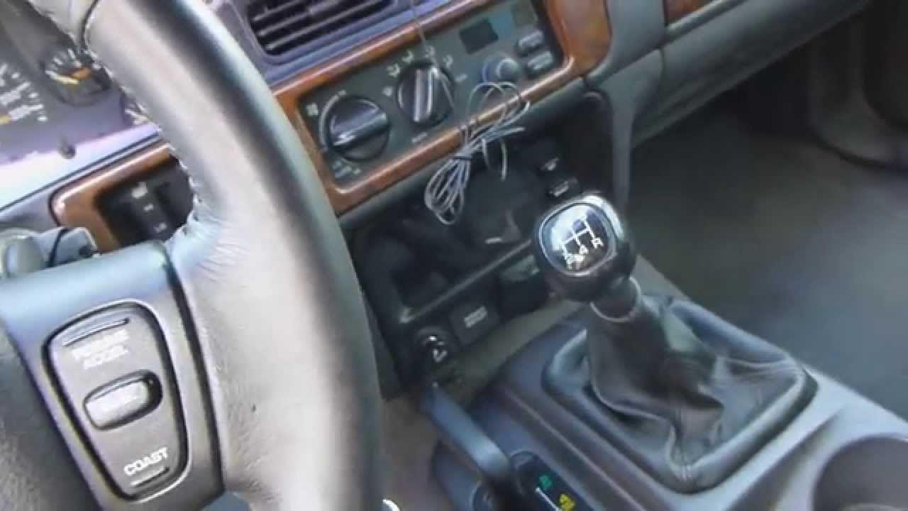 jeep cherokee manual