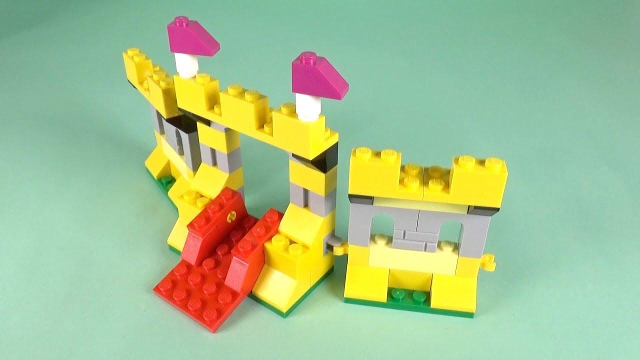 lego com classic 10717 instructions