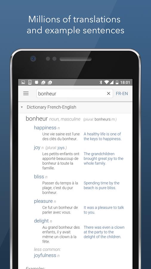 manually coded english dictionary