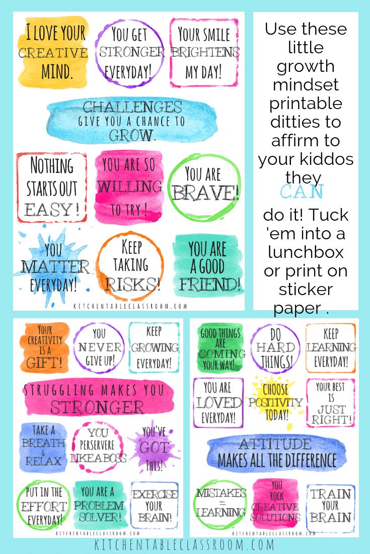 free printable affirmation cards pdf