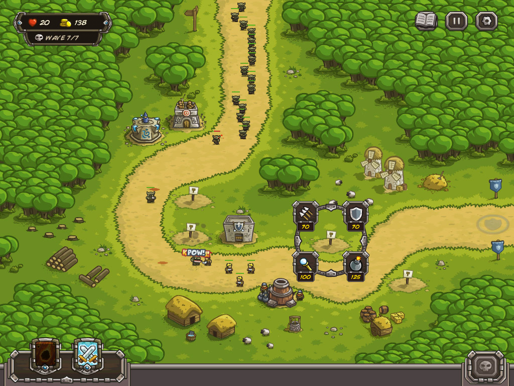 kingdom rush guide