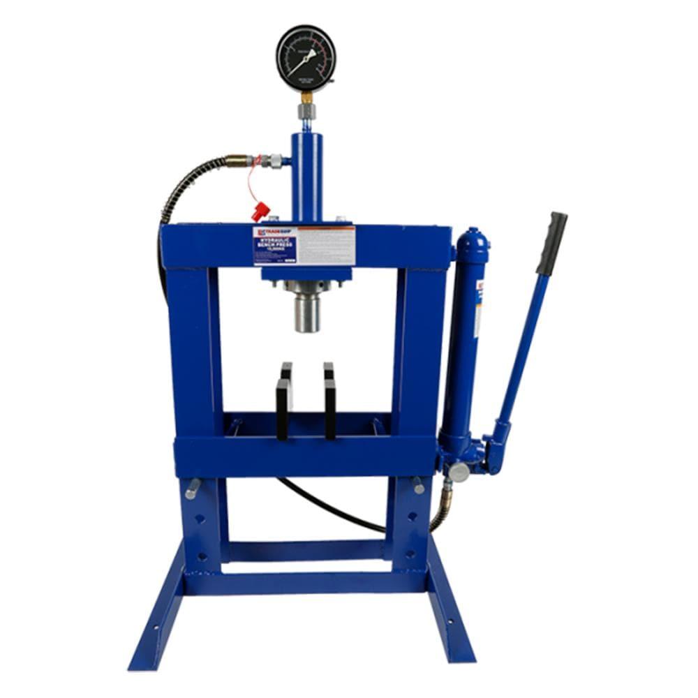 heavy duty trade quip manual hydraulic press