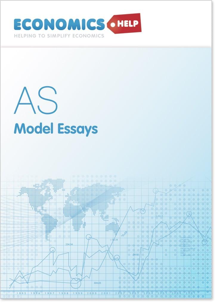 economics essay pdf