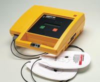 initial energy level for biphasic manual defibrillator