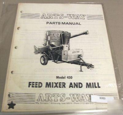 manual feed mill