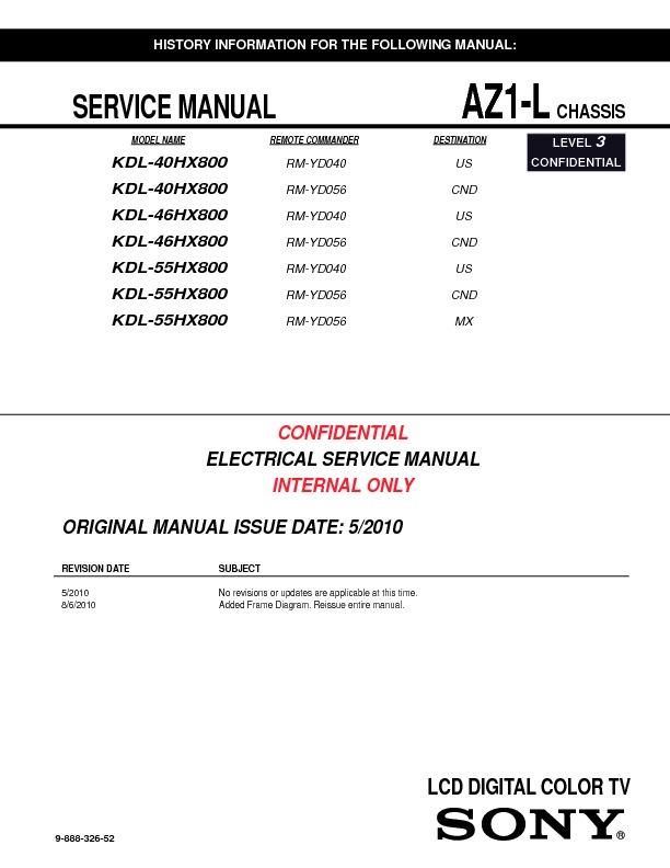 kdl-60w600b manual