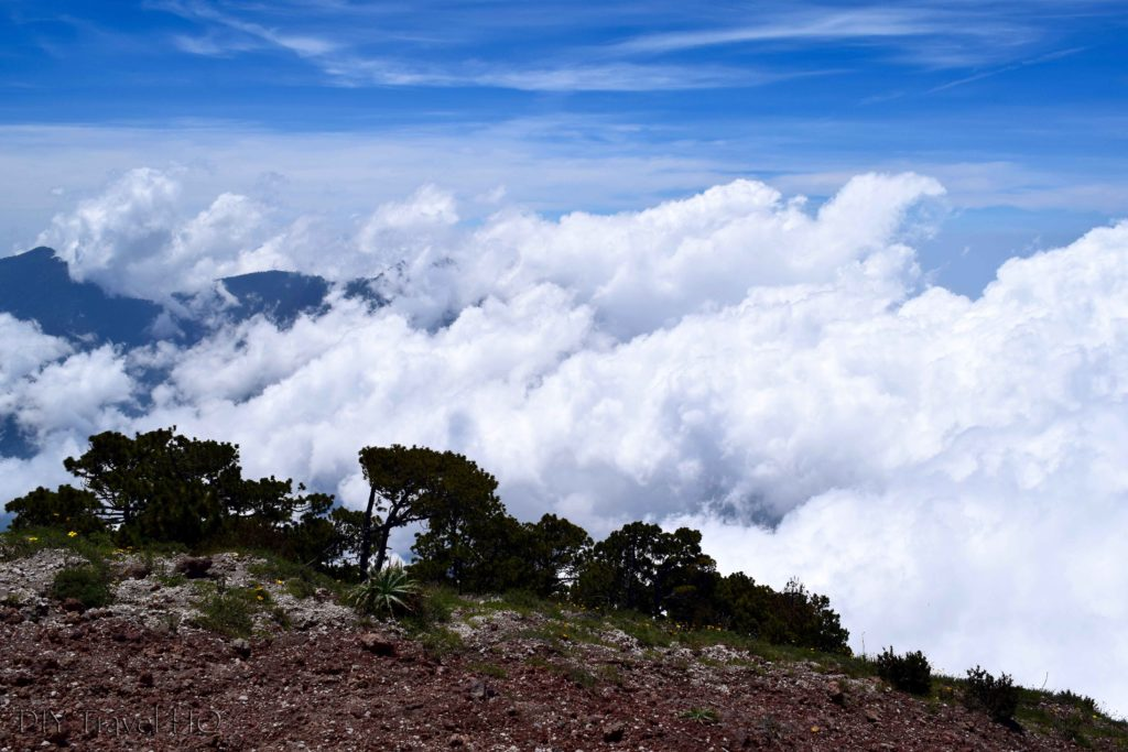 hike acatenango without a guide