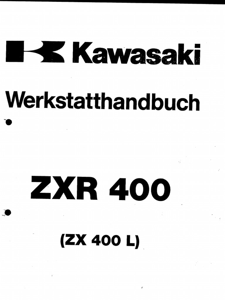 kawasaki zx400 k manual