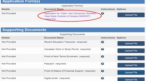 effect of conviction on canada visa application