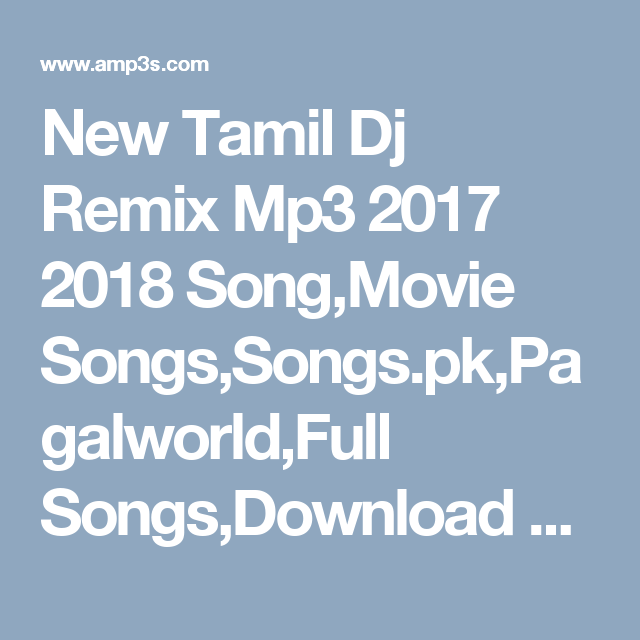 guide songs mp3 pk
