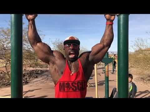 kali muscle workout pdf