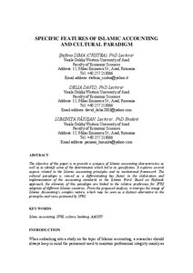islamic accounting pdf