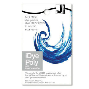 idye instructions wool