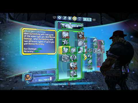 gunzerker leveling guide