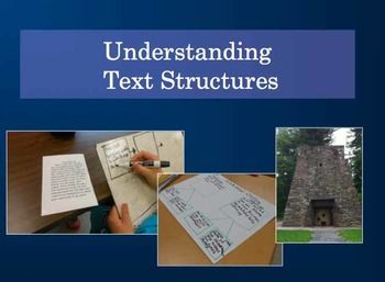effects of text structure instruction on writing