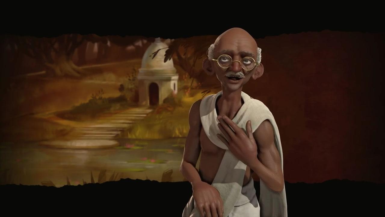 gandhi civ 5 guide