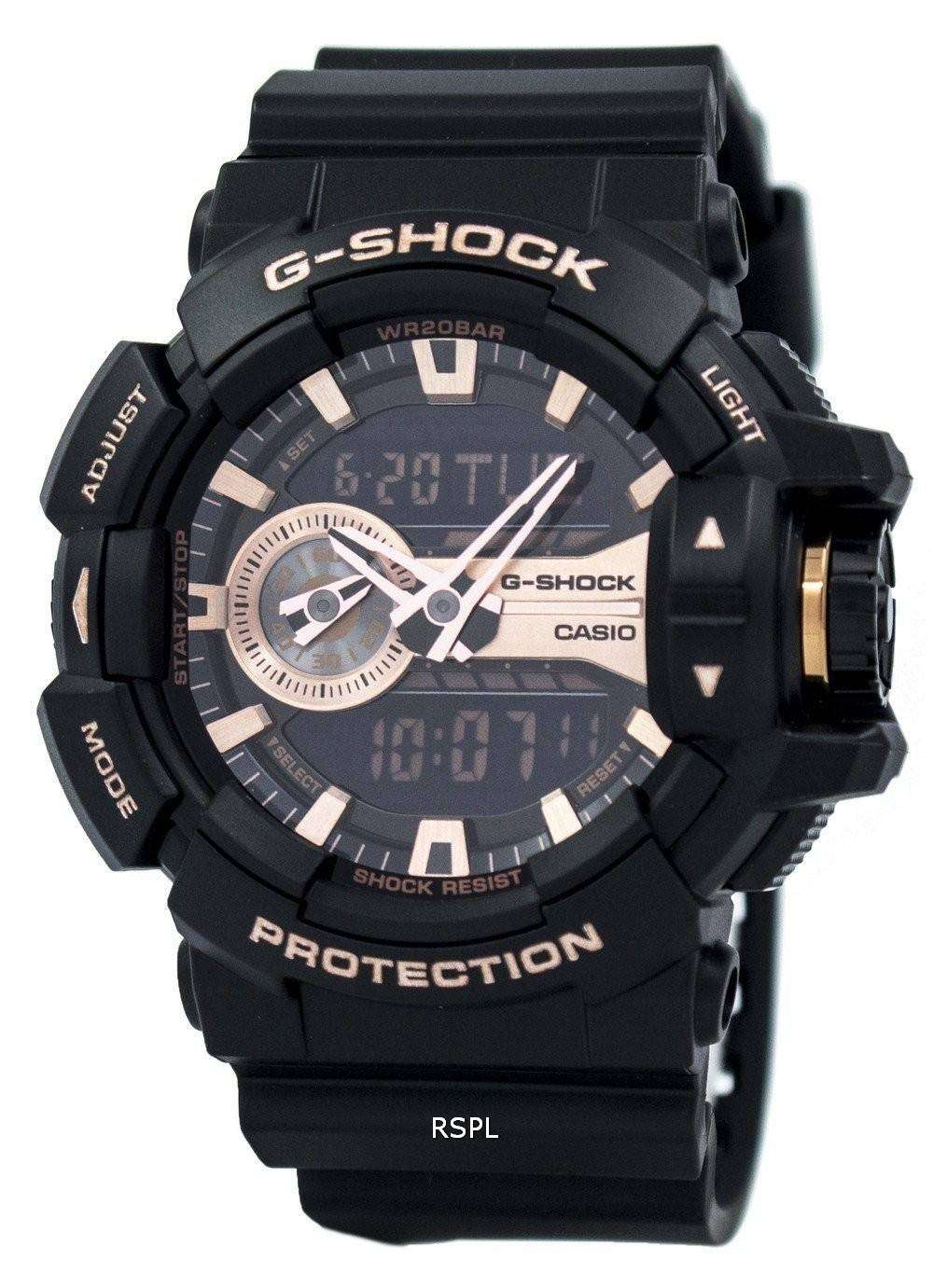 g shock ga 400gb manual