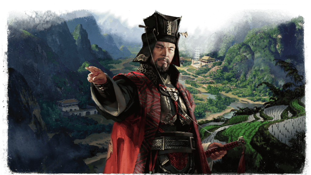 kong rong three kingdoms guide
