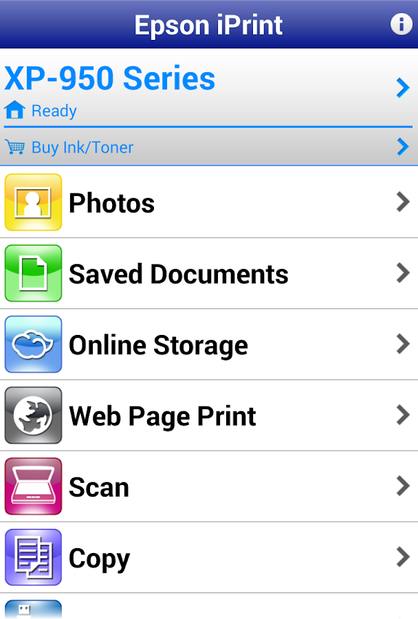 how print pdf from google drive from phone