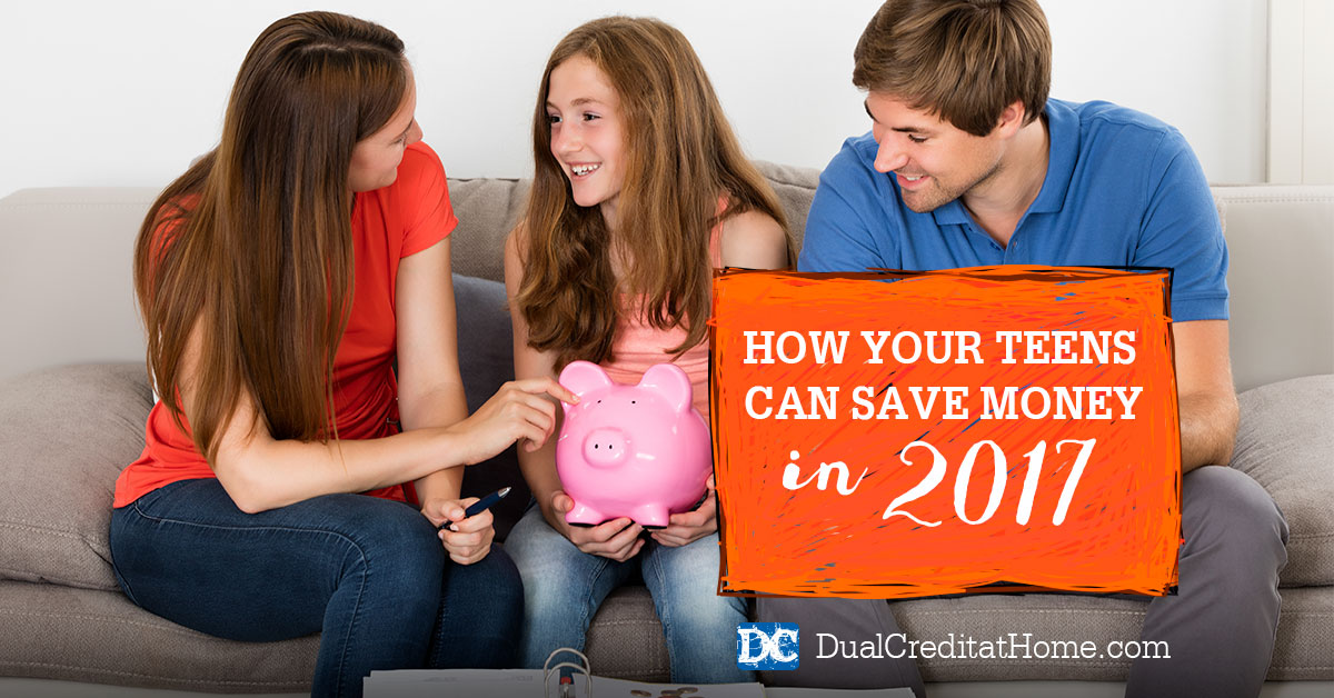 how to save money as a teenager pdf