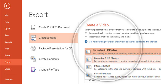 how to convert ppt to pdf high resolution