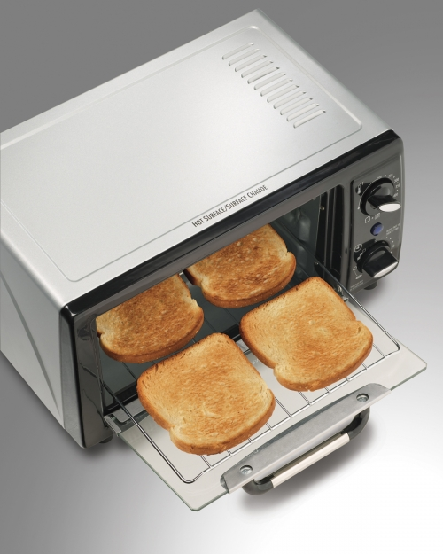 hamilton beach toaster oven manual