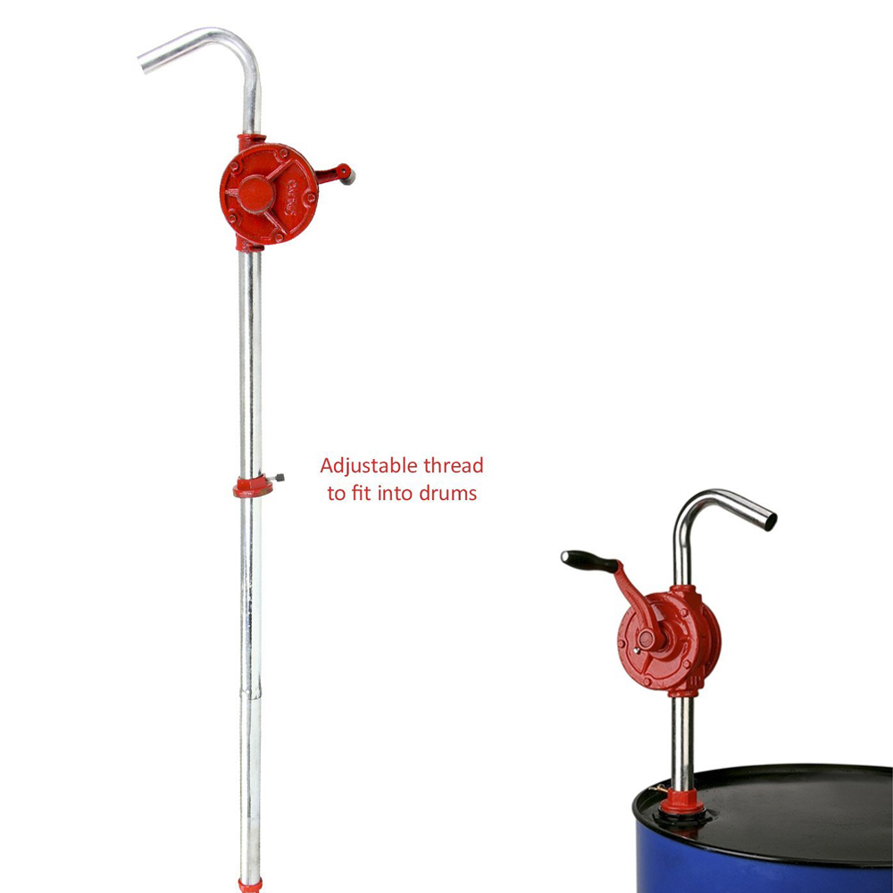 manual hand pump for 55 gallon drum