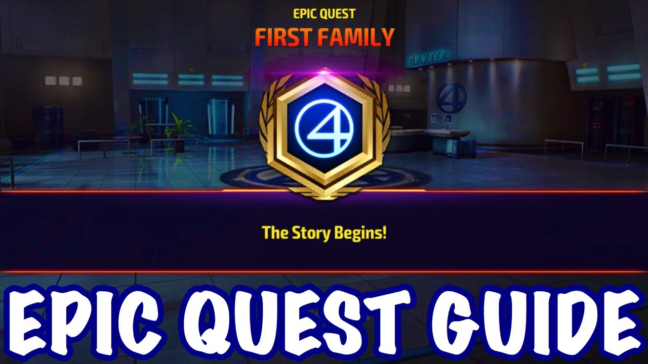 future fight epic quest guide