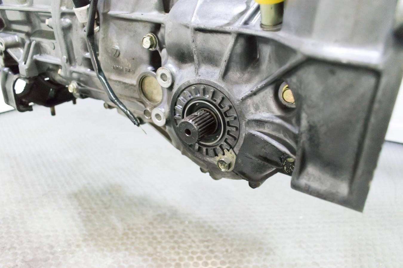 is manual transmission available on subaru impreza