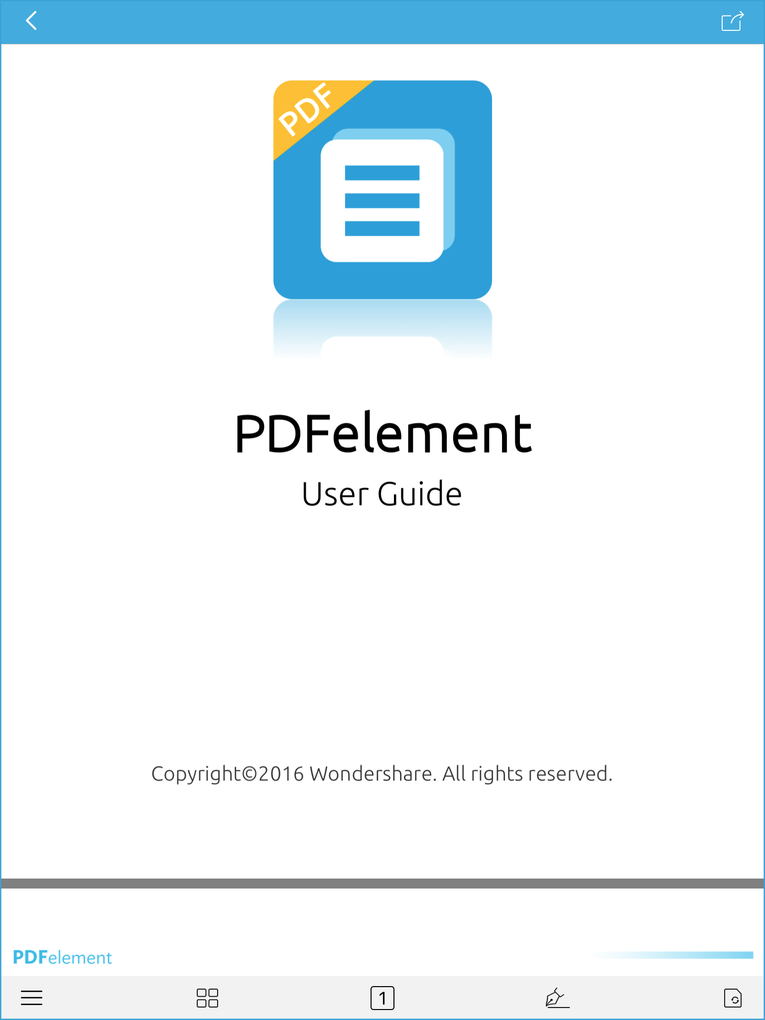 how do i use pdf on ipad