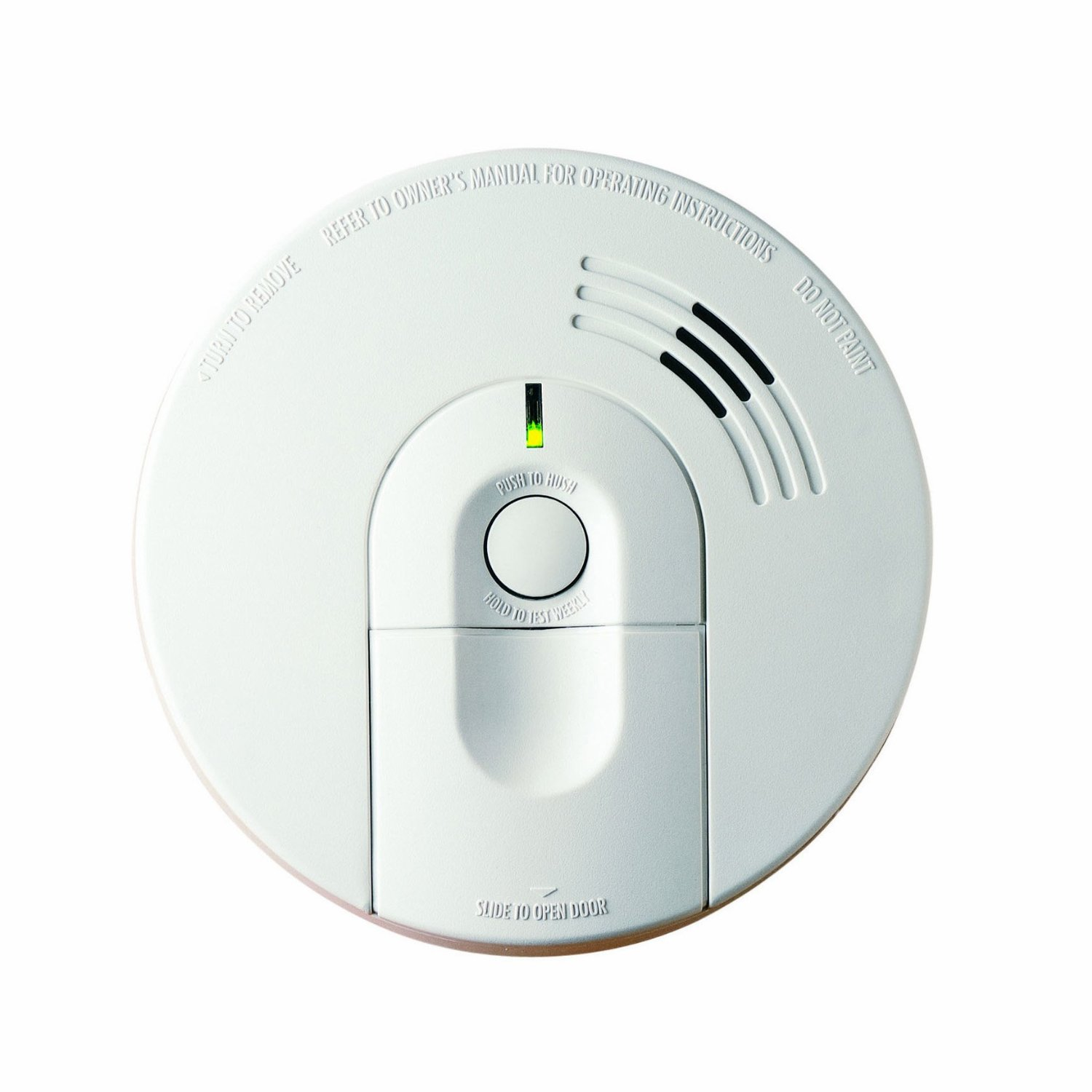fire smart smoke alarm manual