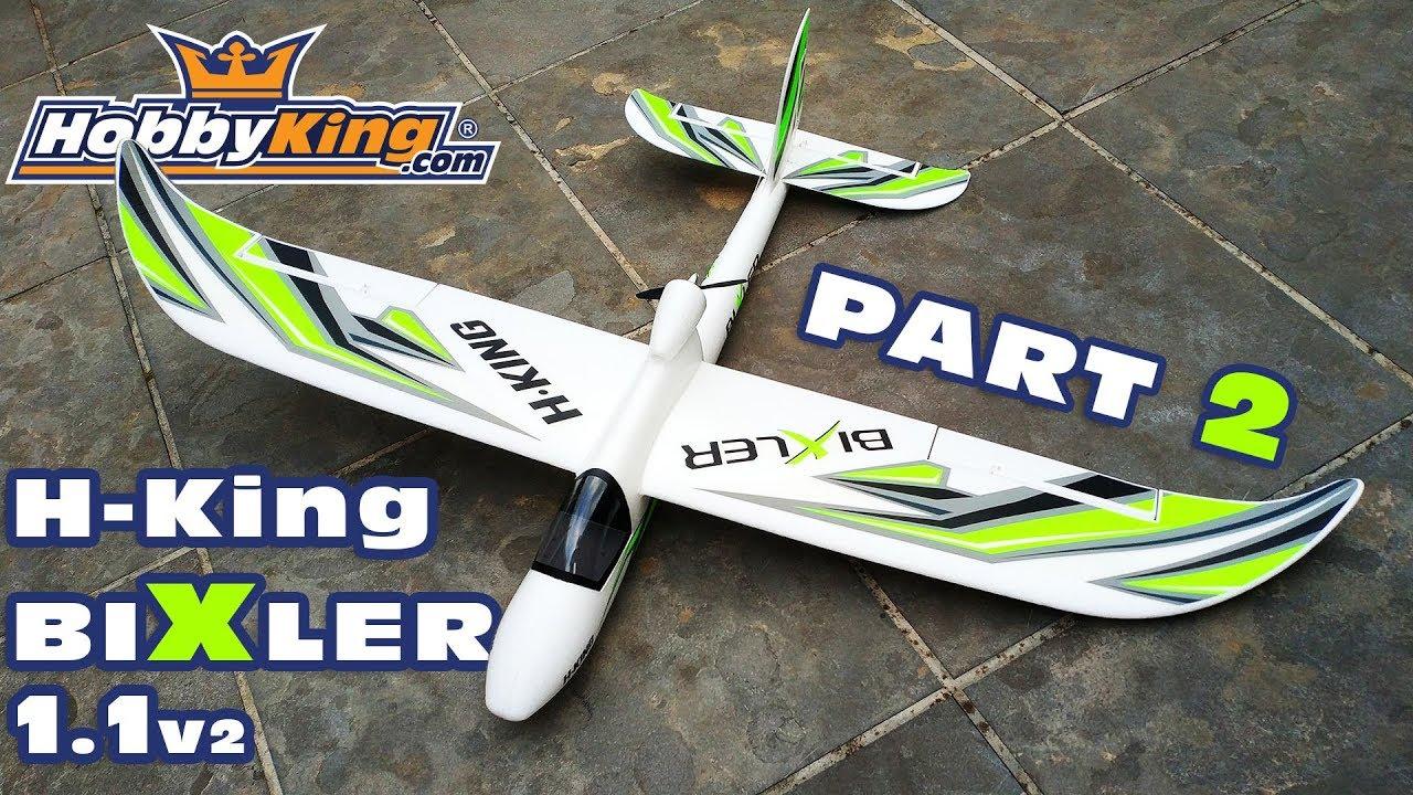 hobbyking bixler 2 manual