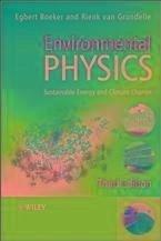 environmental physics boeker pdf