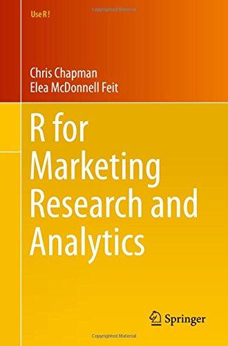 marketing analytics using r pdf