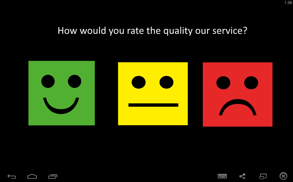 google survey mobile application